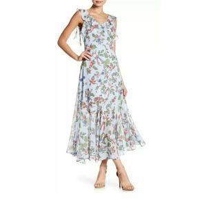 NANETTE LEPORE | Hummingbird Midi Maxi Dress Sz 14